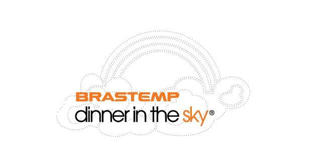 Brastemp Dinner in the sky