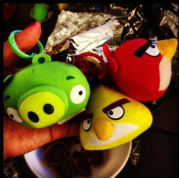 Angry Birds vão alegrar a Páscoa de muita gente
