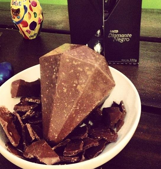 Chocolate Diamante Negro em versão Gifting
