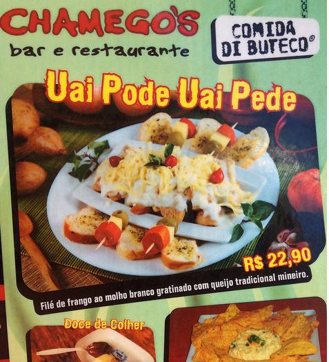 Comida di buteco Belo Horizonte