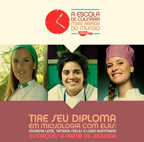 Escola mais rápida do mundo
