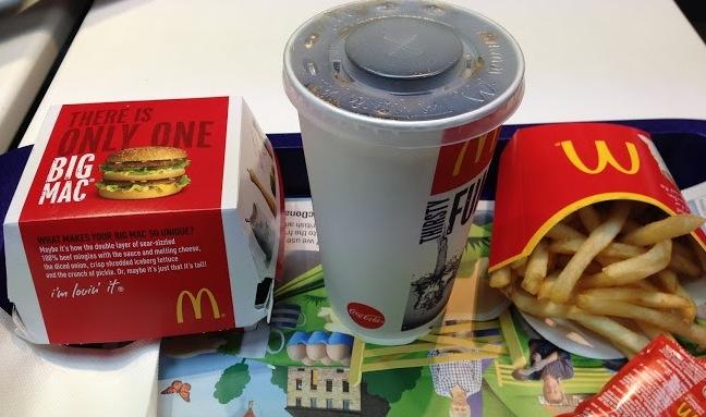 McDonald's - Londres