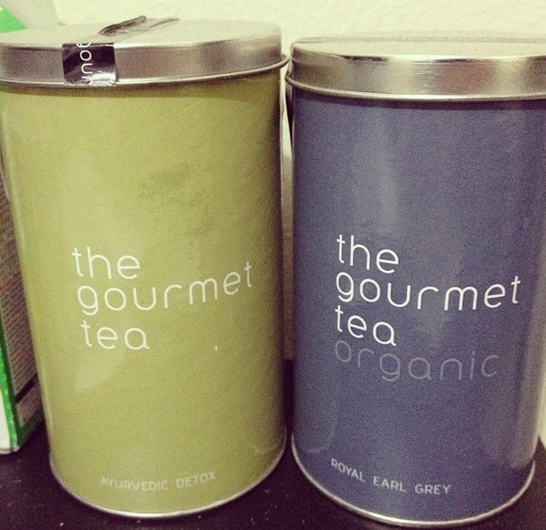 The Gourmet Tea