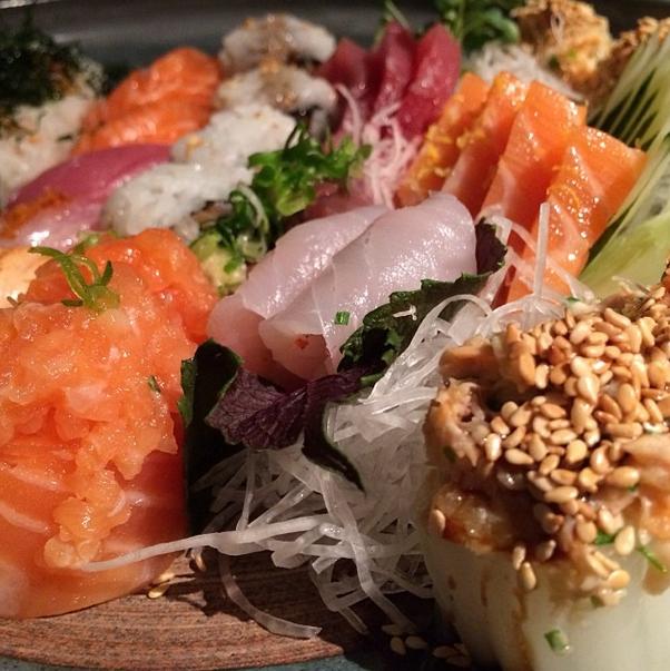 Sushibol Lounge - festival gourmet lounge