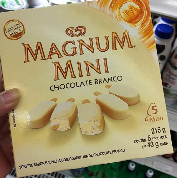 Magnum Mini branco