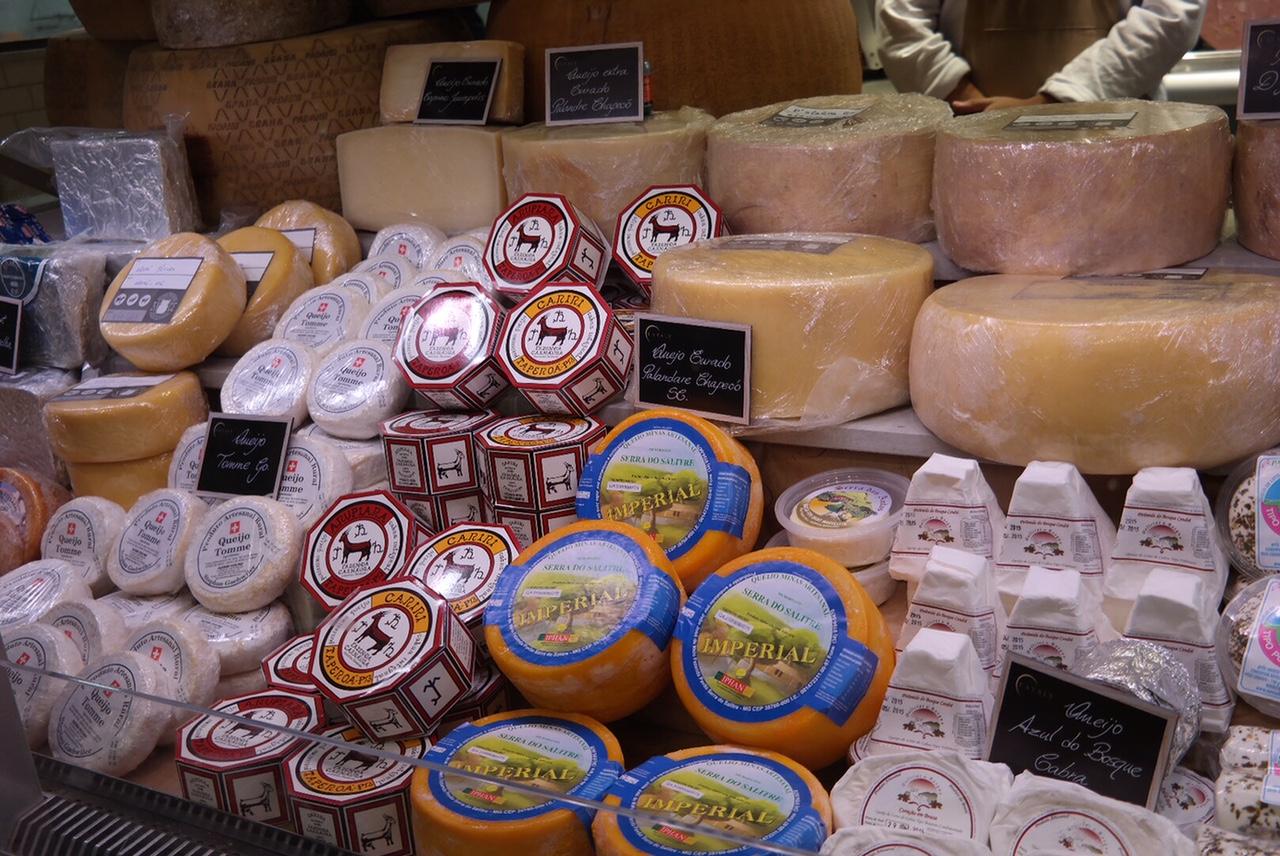 Eataly queijos