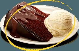 devil's food cake américa