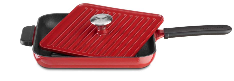 Frigideira Grill-Panini kitchenAid