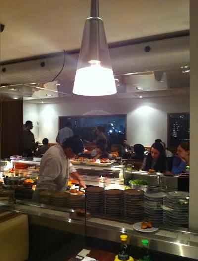 restaurante Hiro