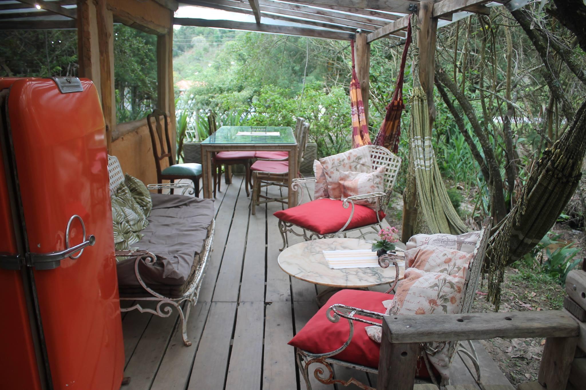 Fazenda Aracatu e seu espaço bem acolhedor